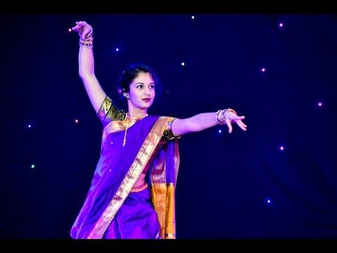 Lavani Dance | University of Auckland Diwali 2016