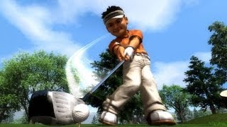 CGR Undertow - HOT SHOTS GOLF: OUT OF BOUNDS review for PlayStation 3