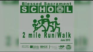Run for the Blessed Sacrament School