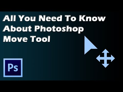 All You Need To Know About Photoshop Move Tool
