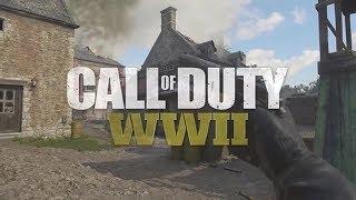 COD WW2 :: HOW TO CAMP IN WW2 (WORM)