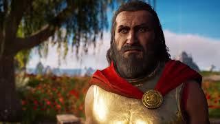 Assassin's Creed Odyssey - Alexios Meets Leonidas (The Fate of Atlantis)
