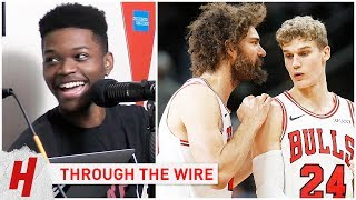 The Bulls Are A Mess   Through The Wire Podcast
