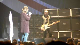 Def Leppard Intro to Too Late for Love 3/23/2013 Hard Rock Las Vegas