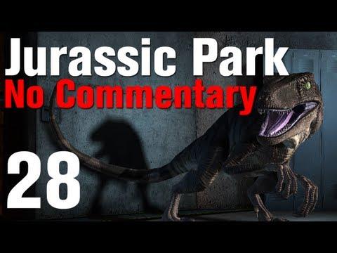 Jurassic Park The Game Walkthrough Episode 4 - The Survivors - Part 1