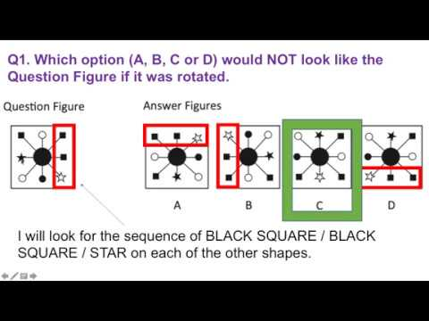 Abstract Reasoning Test [Advanced Level]