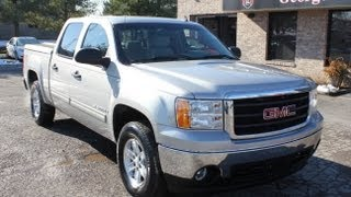 Used 2007 GMC Sierra SLE Silver Bed Cover for sale Georgetown Auto Sales Kentucky SOLD