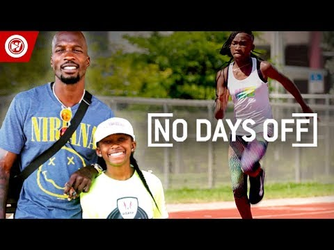 Chad Ochocinco's 13-Year-Old Daughter Is The FUTURE Of Track