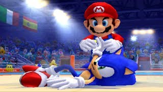 Mario & Sonic at the London 2012 Olympic Games (3DS) - All Events