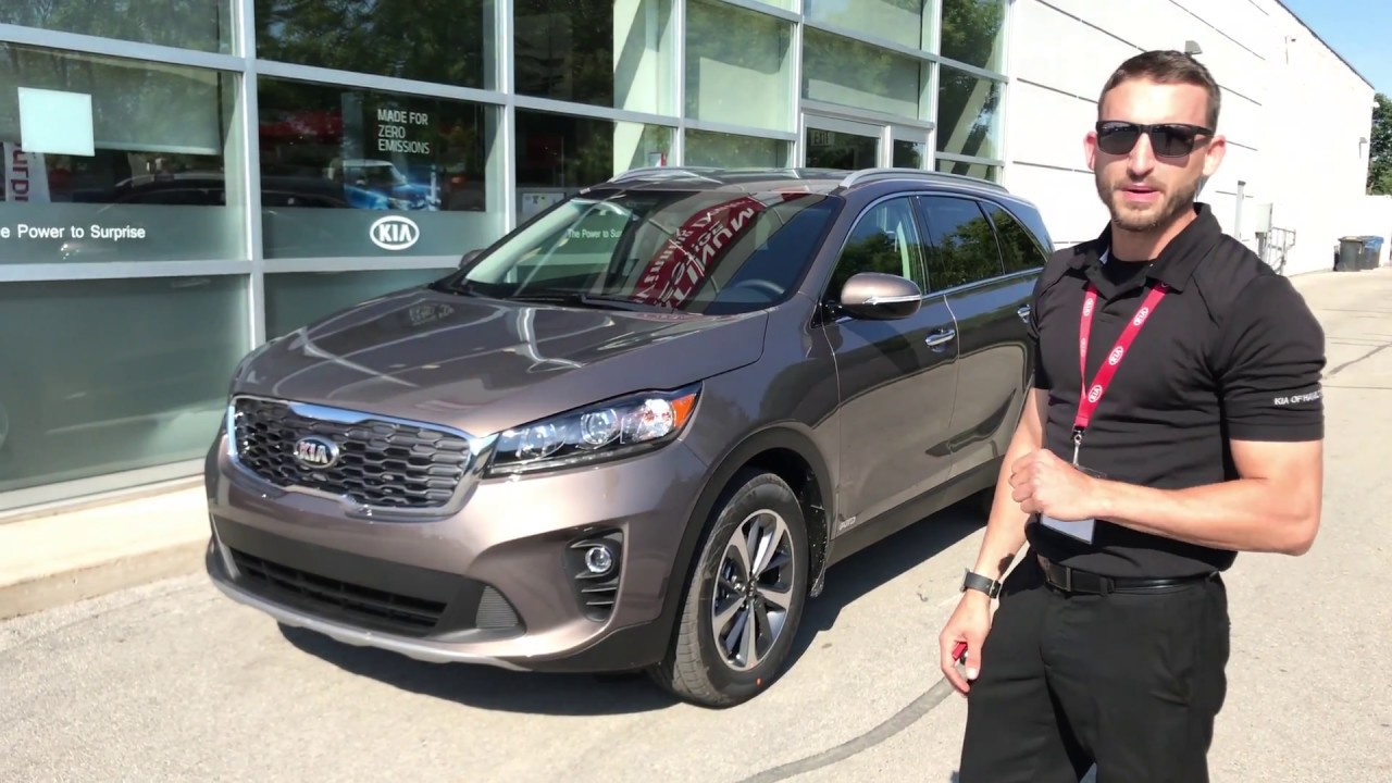 2019 kia sorento ex v6 new color dragon brown shane garrison kia of hamilton youtube 2019 kia sorento ex v6 new color dragon brown shane garrison kia of hamilton