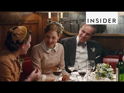 How The Gorgeous Gowns Were Made For 'Phantom Thread': Daniel DayLewis' Final Movie
