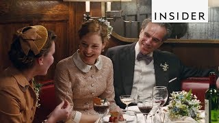 How The Gorgeous Gowns Were Made For 'Phantom Thread': Daniel Day-Lewis' Final Movie