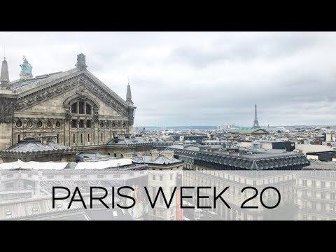 LIFE IN FRANCE Week 20   More Shopping + Paris