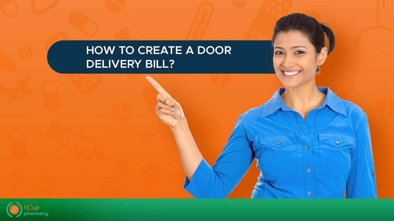 hCue Pharmacy Software How to create a door delivery bill?  sc 1 st  YouTube & hCue Pharmacy Software: How to create a door delivery bill? - YouTube pezcame.com