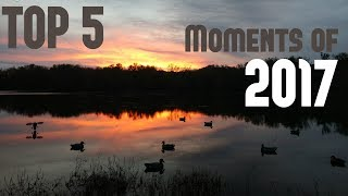 Top Moments Hunting PUBLIC LAND! | Duck Hunting 2017