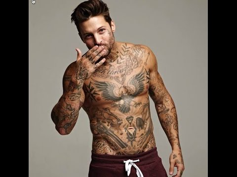 Tatuajes Guapos Para Hombres hombres sexys con tatuajes - youtube