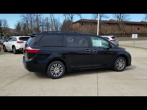 2019 Toyota Sienna Schaumburg, Arlington Heights, Buffalo Grove, Elgin, Northbrook, IL 53655