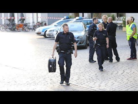 Ein verdächtiger Koffer sorgte für Aufregung in Oldenburg
