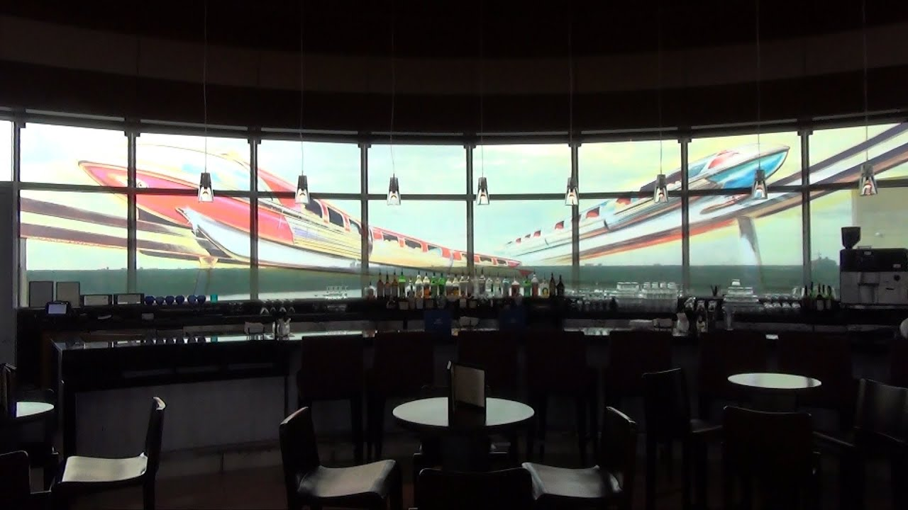 Top of the world lounge tour bay lake tower dvc at disney for Best contemporary hotels