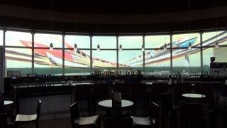 Top of the World Lounge Tour, Bay Lake Tower DVC at Disney's Contemporary Resort, Walt Disney World