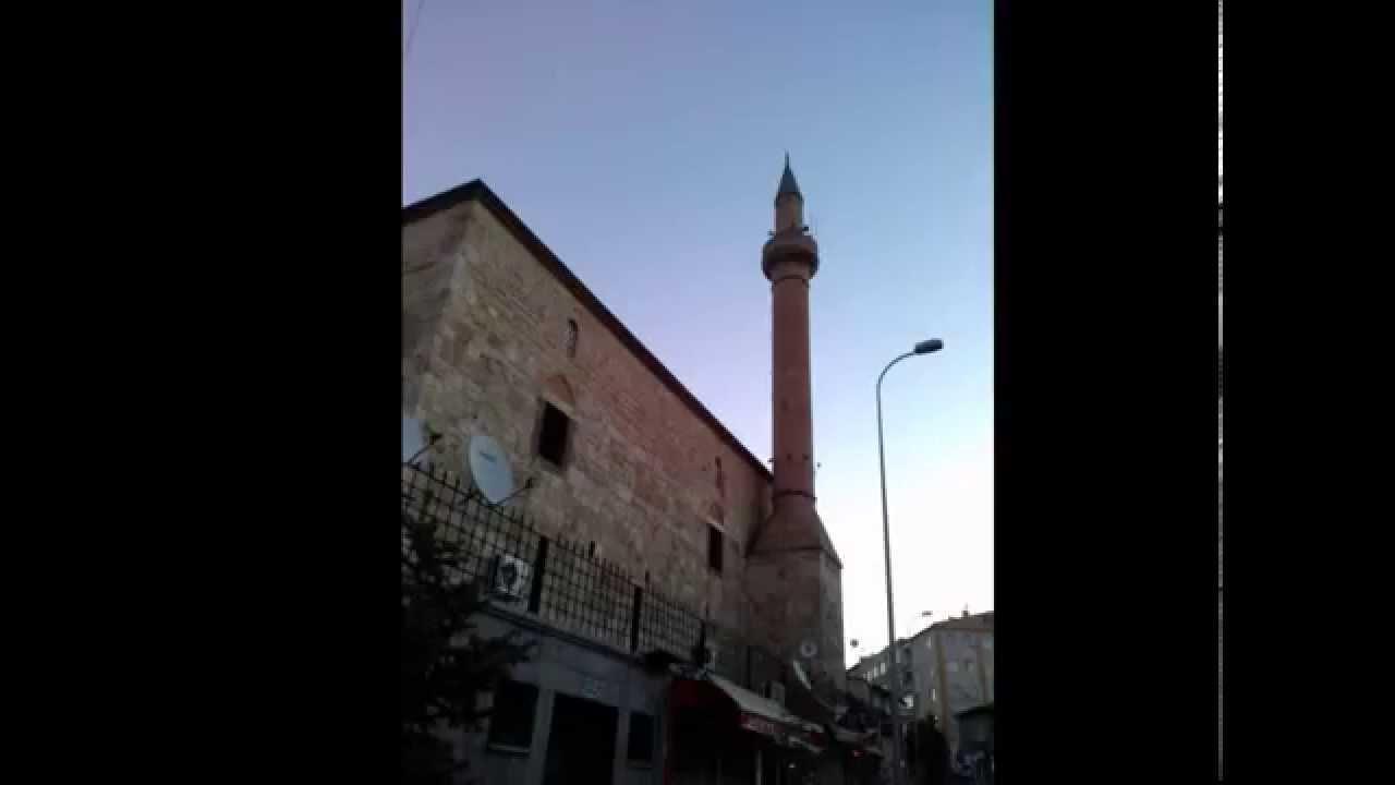 Yusuf Yüksel Sokullu Mehmet Paşa Camii Öğle Ezanı - YouTube