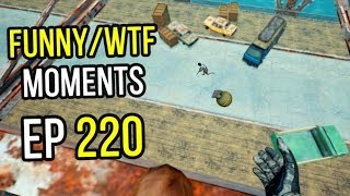 PUBG: Funny & WTF Moments Ep. 220