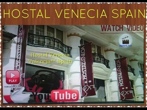 Hostal Venecia Valencia** Spain|HelenLin1