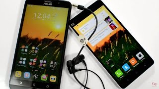Perbandingan ASUS Zenfone 2 vs Xiaomi Mi 4i Indonesia (Part 2)