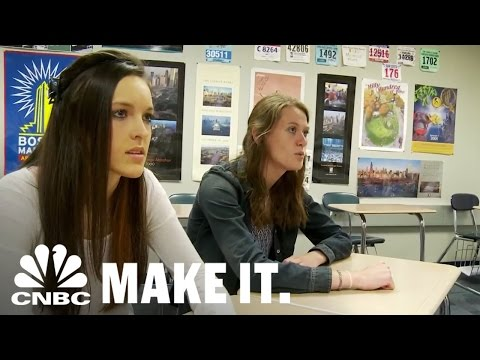 These Students Might Be The Next Janet Yellen Or Ben Bernanke | CNBC Make It.