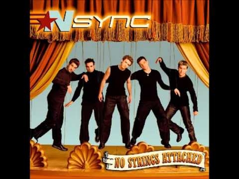 Nsync No Strings Attached Album