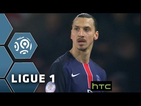 Paris Saint-Germain - Angers SCO (5-1)  - Résumé - (PARIS - SCO) / 2015-16