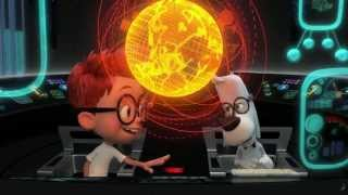 Mr. Peabody and Sherman - Doctor Who 50th Anniversary Special