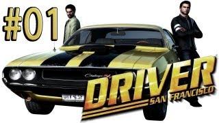 DRIVER San Francisco #001 - Intro [German] [HD] Let
