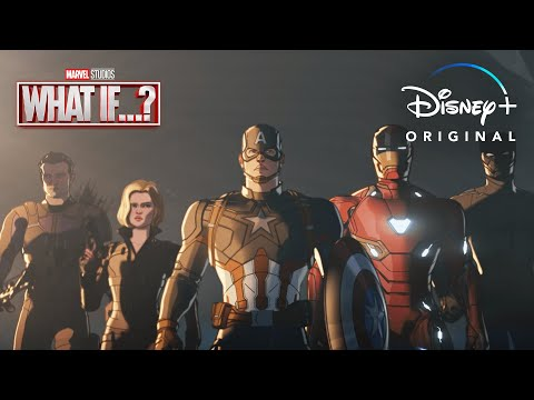 Ask The Question   Marvel Studios' What If…?   Disney+