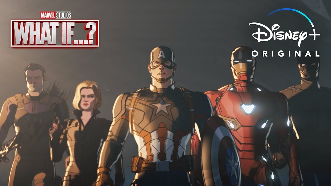 Ask The Question | Marvel Studios' What If…? | Disney+
