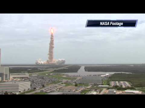 Raw Sound and Video from STS-135 - The Final Launch of Atlantis