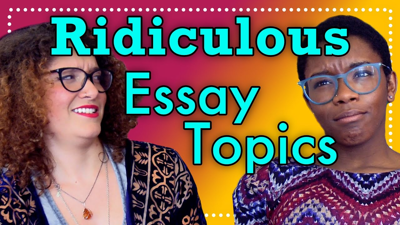 students react to crazy college application essay topics funny students react to crazy college application essay topics funny admissions video best reactions