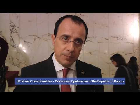 2017 Capital Link Invest in Cyprus Forum - Nikos Christodoulides Interview