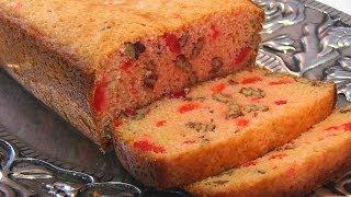 Betty's Cherry Pecan Bread