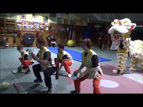 GM Walter Toch & Students preparation Int  Seminar Guardian of Ryukyu 2019