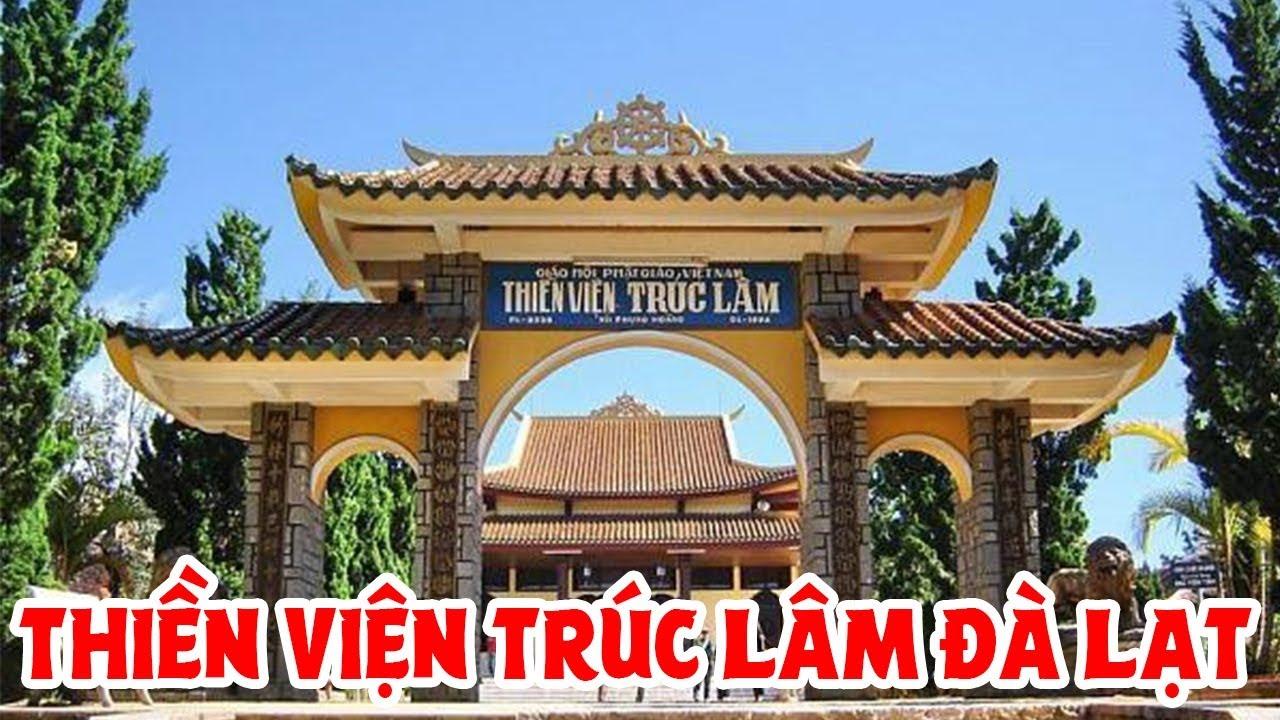 Thiền viện TRÚC LÂM + hồ Tuyền Lâm tại Đà Lạt