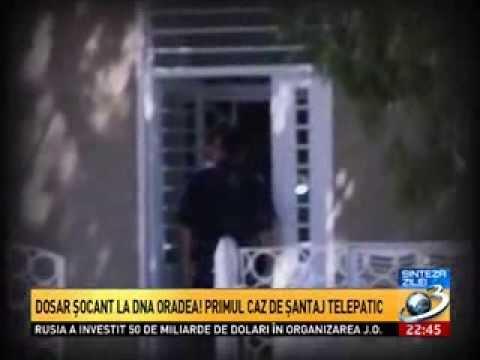 PRIMUL CAZ DE SANTAJ TELEPATIC ! avocat SAVA IOAN - Oradea