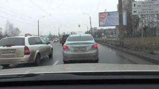 Уроки вождения с инструктором в Санкт -Петербурге.