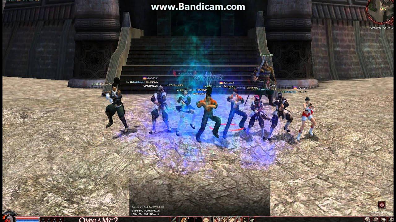 Metin2 Omnia Dance Youtube
