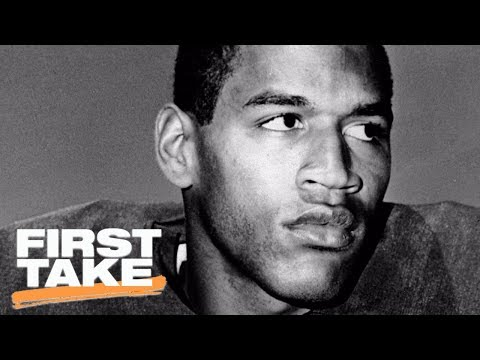 What Does O.J. Simpson Symbolize In America? | First Take | ESPN
