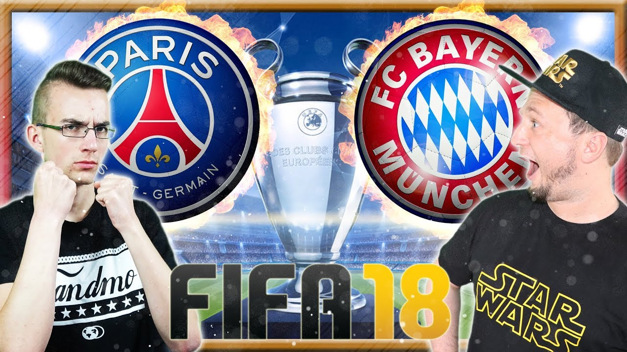 Bayern Paris St Germain