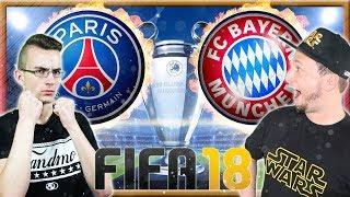 Paris St. Germain vs FC Bayern München | CHAMPIONS LEAGUE