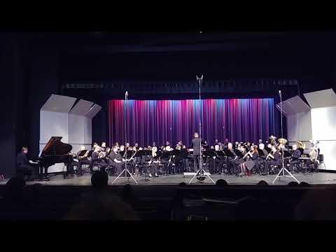 Give Us This Day (Short Symphony) David Maslanka (1943~2017), conducted by David Kehler
