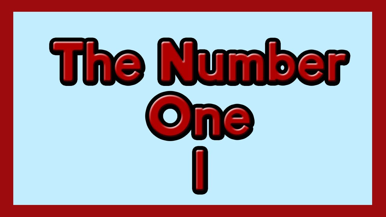 The Number e for kids for Kids ESL and Children with special
