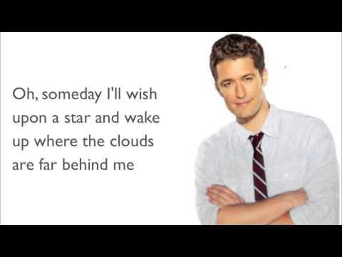 Over The Rainbow (Glee Cast Version) Lyrics